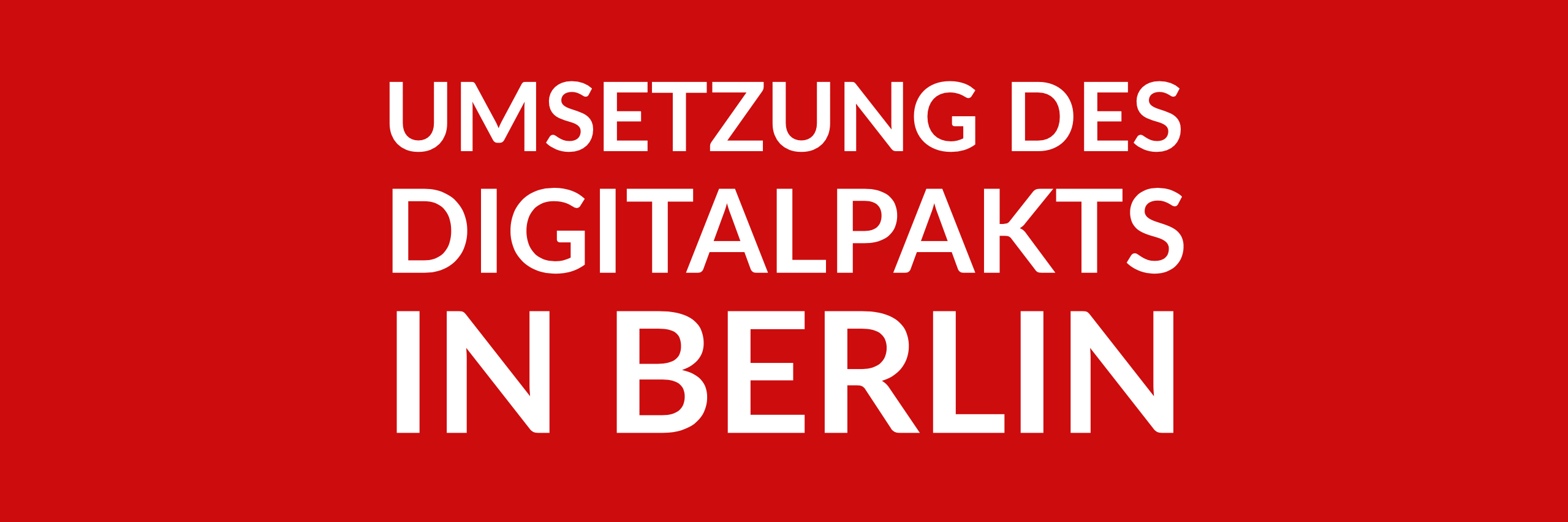 Anfrage 'Umsetzung des Digitalpakts in Berlin' (PDF)