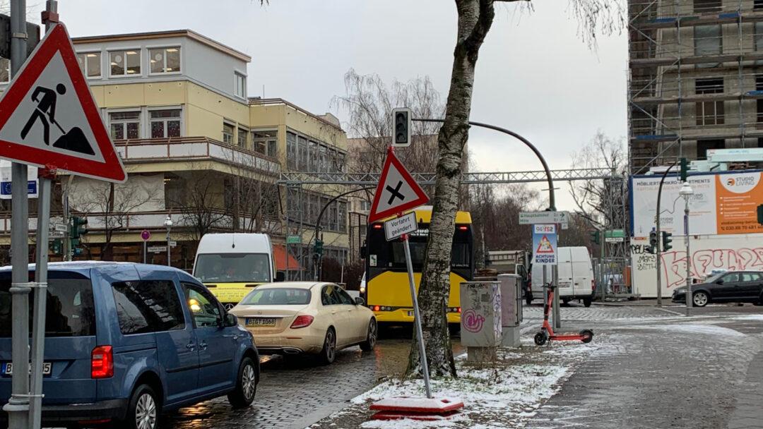 Tegeler- Ecke Lynarstraße