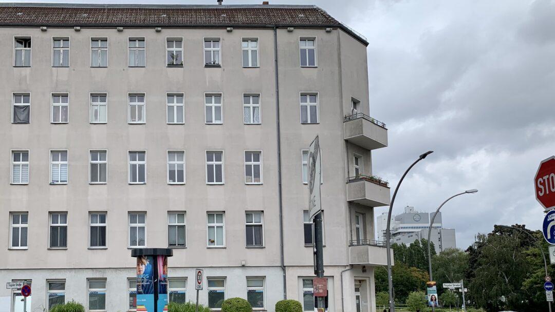 Bayer Häuser an der Tegeler Straße